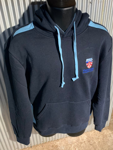Ulverstone Secondary College YR 7-8-9 HOODIE in ADULT Sizes