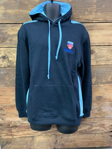 Ulverstone Secondary College YR 7-8-9 HOODIE in KIDS Sizing
