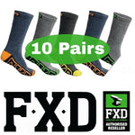 FXD 10PK of Socks
