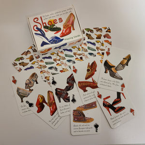 Playing Cards - Shoes