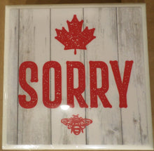 Load image into Gallery viewer, Lyall's Art & Design Coaster Set - Canada