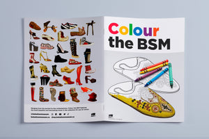 Colour The BSM cover spread