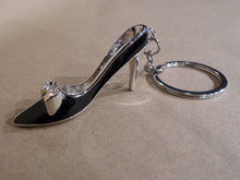 Load image into Gallery viewer, Keychain - Jewelled Heel