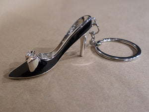 Keychain - Jewelled Heel