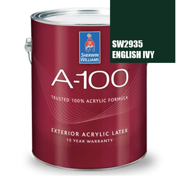 Sherwin Williams A-100 English Ivy