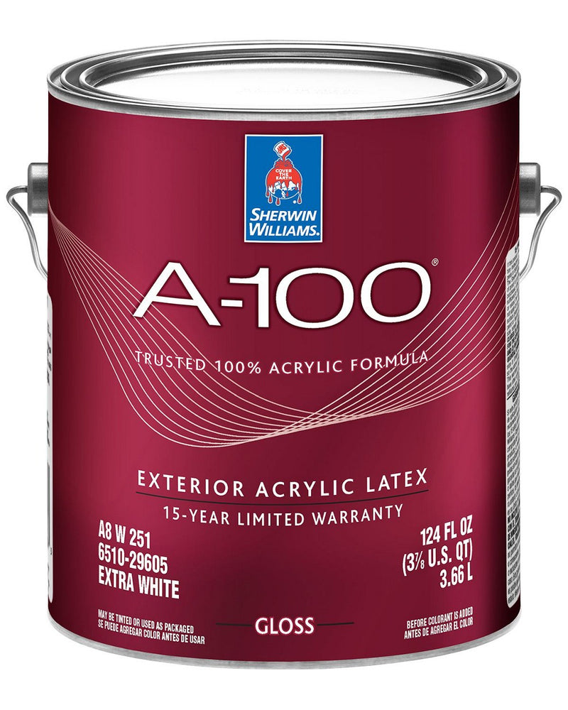 Sherwin Williams A-100 Gloss