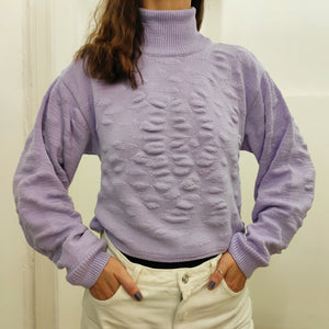 Big Bang Sweater Lilac