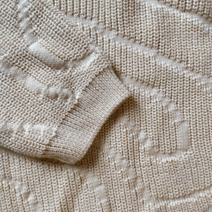 Gravity Sweater Taupe