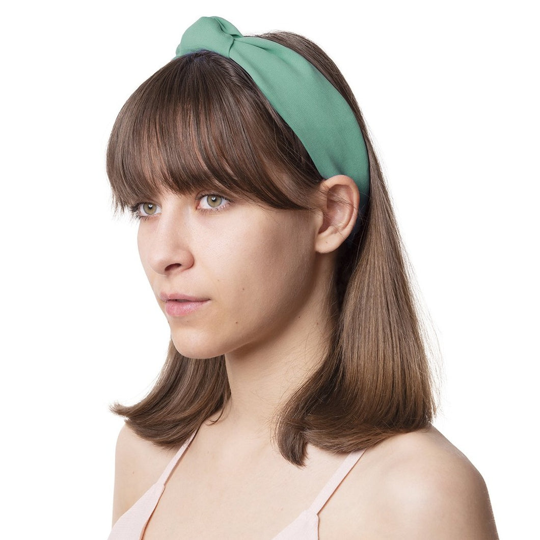 Lucky Green Headband