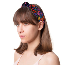 Load image into Gallery viewer, Doodle Flower Headband