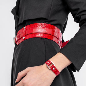 Variable Belt Red