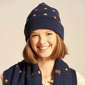 Dotted Beanies