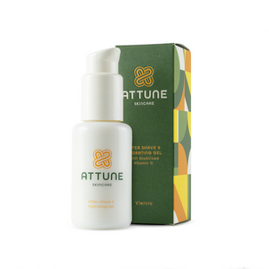 ATTUNE After Shave & Hydrating Gel with Stabilized Vitamin C