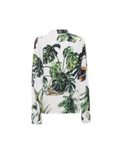 Load image into Gallery viewer, Plants Print Shirt