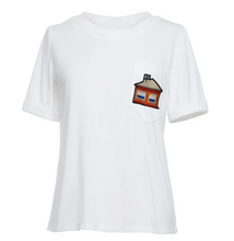 Load image into Gallery viewer, MARCALI Duplex Embroidery T-Shirt