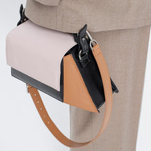 Load image into Gallery viewer, Gem crossbody brown black powder