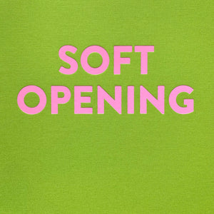 Soft Opening – The Blacklight Book Full of Surprises