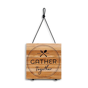 Gather Together Expandable Trivet