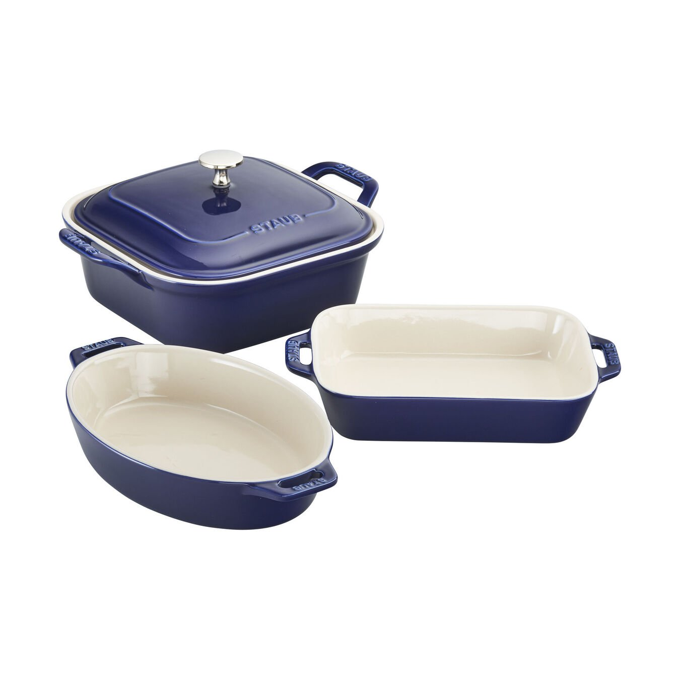 4pc Baking Dish Set
