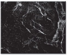 Load image into Gallery viewer, Glass Cutting Board - Black Marble