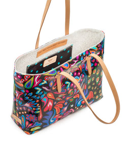 Sophie East/West Tote