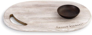 """Spread Kindness"" Serving Piece"