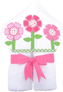 Flower Towel