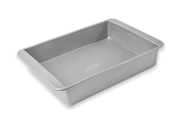 USA Pan Lasagna Pan & Lid Set