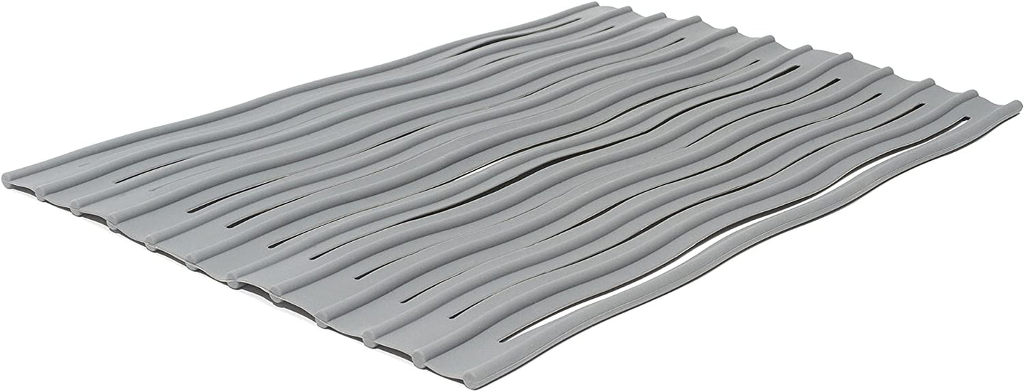 Over Sink Mat - Gray