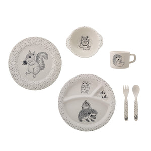 Furry Critters Feeding Set