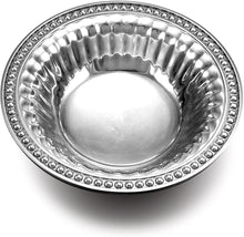 Load image into Gallery viewer, Pewter Snack Bowl