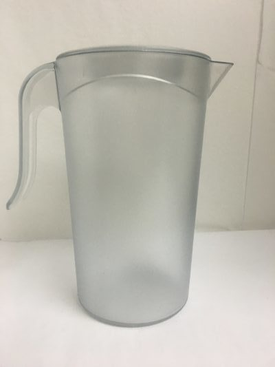 2qt Clear Pitcher