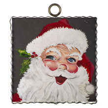 Load image into Gallery viewer, Jolly Santa Charm