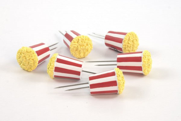 Pop Corn, Corn Holders