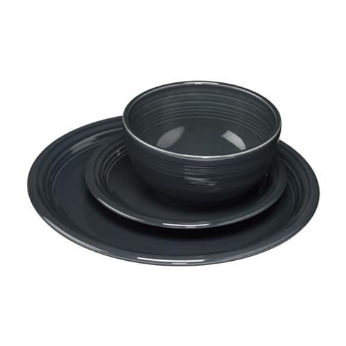 3pc Bistro Place Setting - Slate
