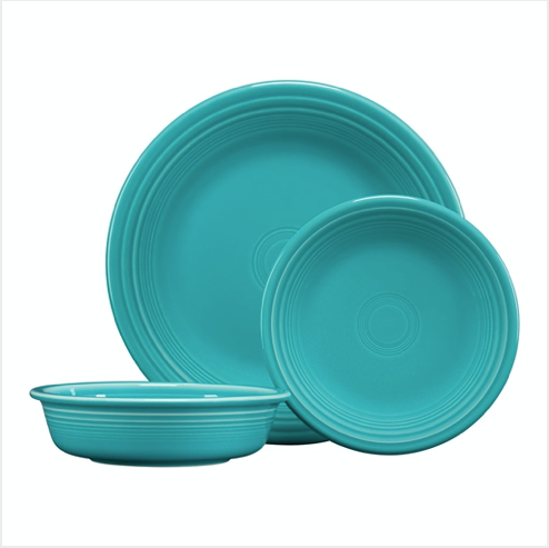 3pc Classic Place Setting