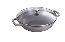 Load image into Gallery viewer, 4.5QT Perfect Pan - Graphite Grey