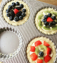 Load image into Gallery viewer, Mini Fluted Tart Pan