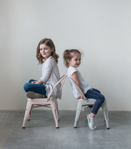 Children's Chair - Pink
