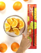 Load image into Gallery viewer, Plastic Wrap Dispenser - Citrus