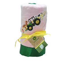 Load image into Gallery viewer, John Deere Baby Blanket