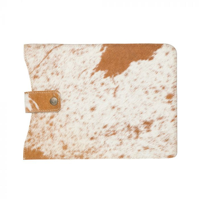 Hide Leather Ipad Cover