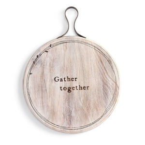 Gather Together Serving Board