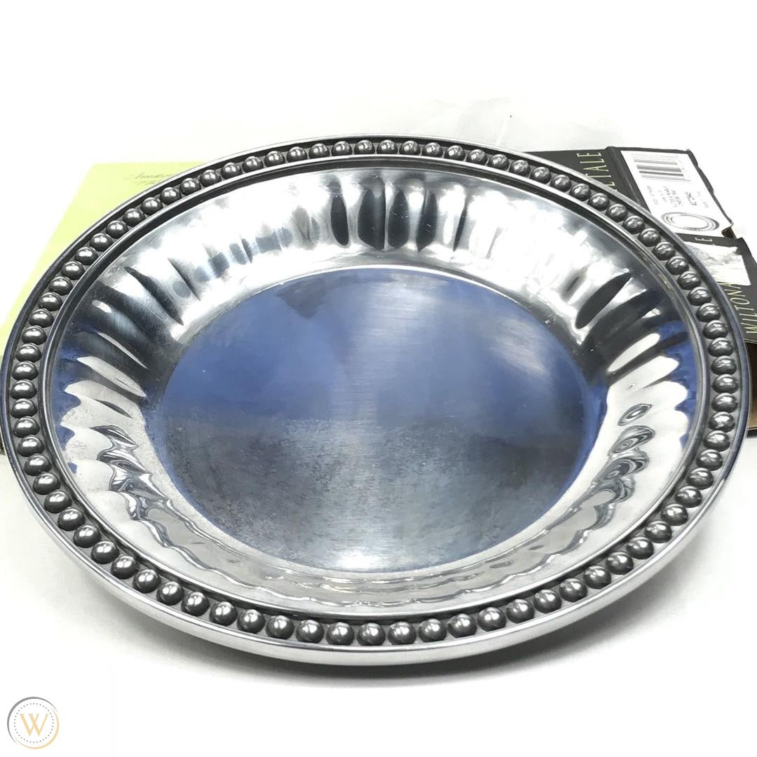 Pewter Cheese Tray