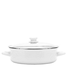 Load image into Gallery viewer, Small Enamel Sauté Pan