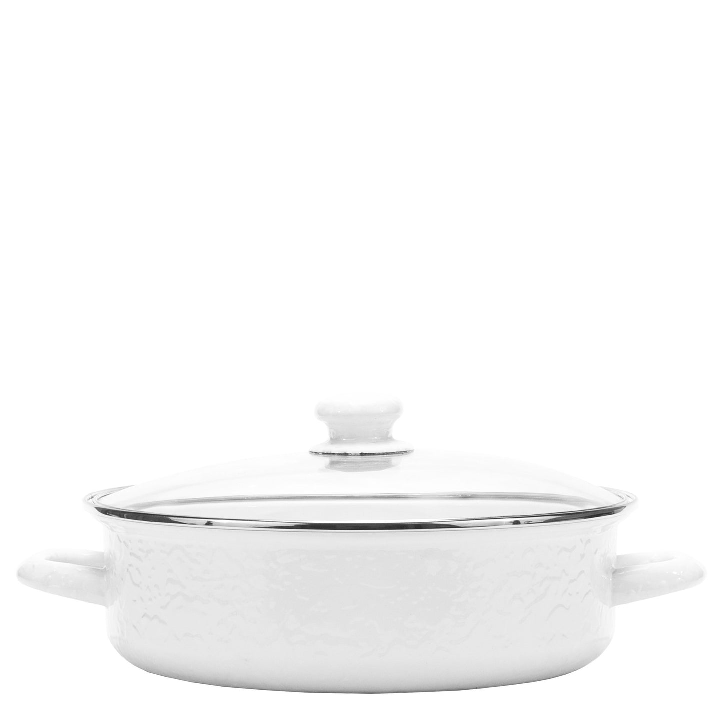 Small Enamel Sauté Pan