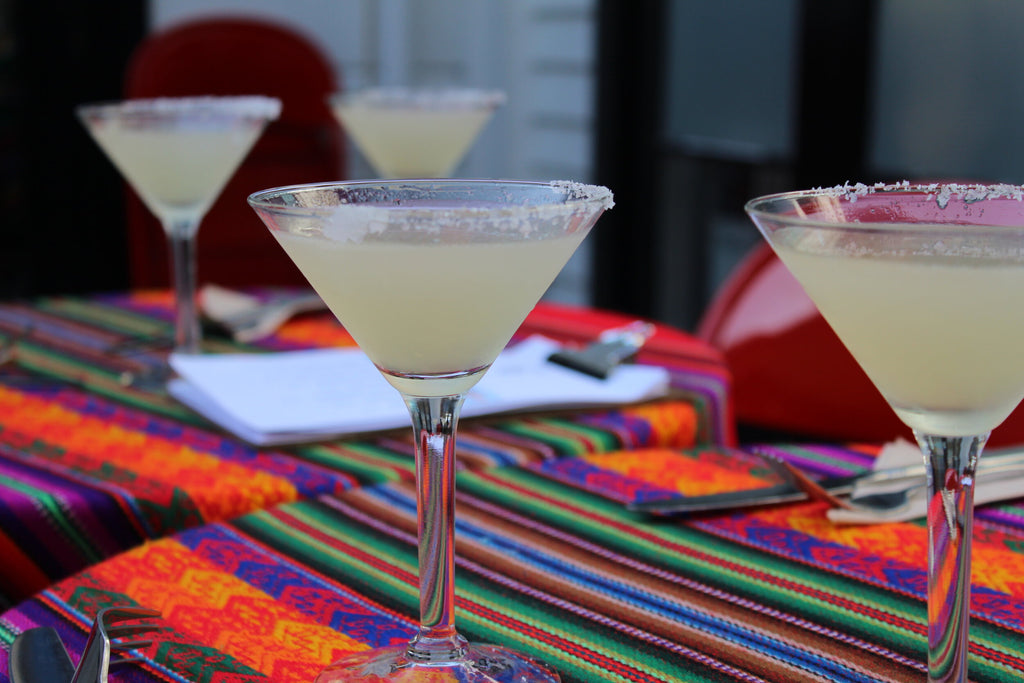 THE CLASSIC MARGARITA IS THE EPITOME OF SUMMER IN A GLASS.