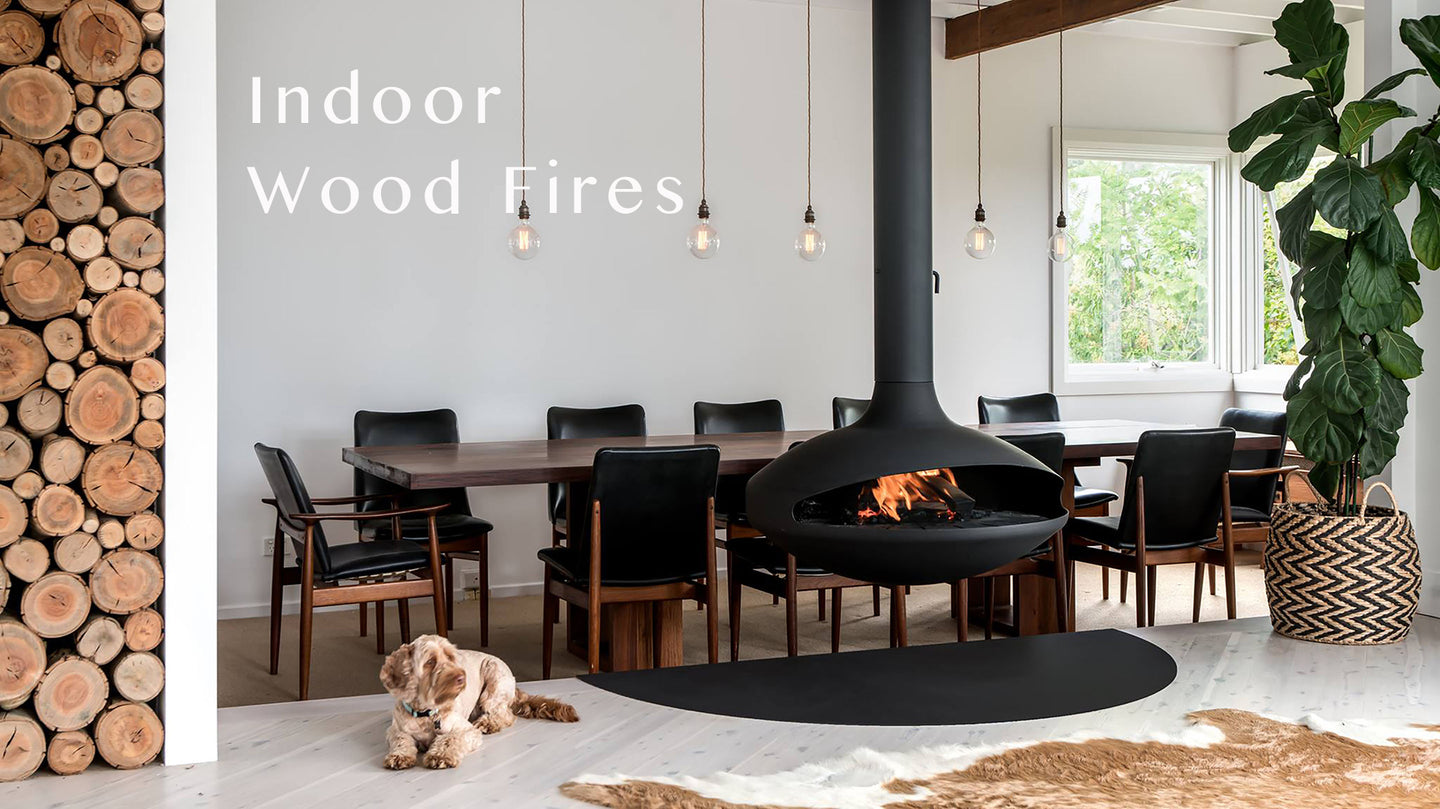 Indoor Wood Fires