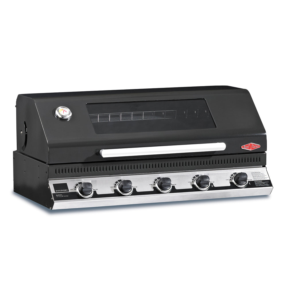 Beefeater Discovery 1100E 5 Burner BBQ Built-In