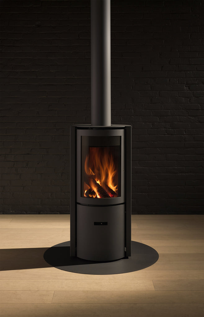Stuv 30 Compact One Wood Burner  Front